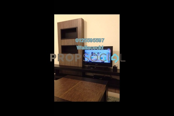 For Rent Condominium at Birch The Regency, Georgetown Freehold Fully Furnished 2R/2B 2.5k