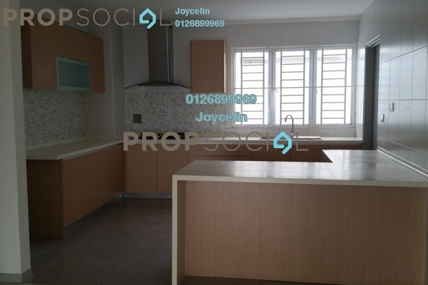 For Rent Condominium at Villa Orkid, Segambut Freehold Semi Furnished 3R/3B 2.1k