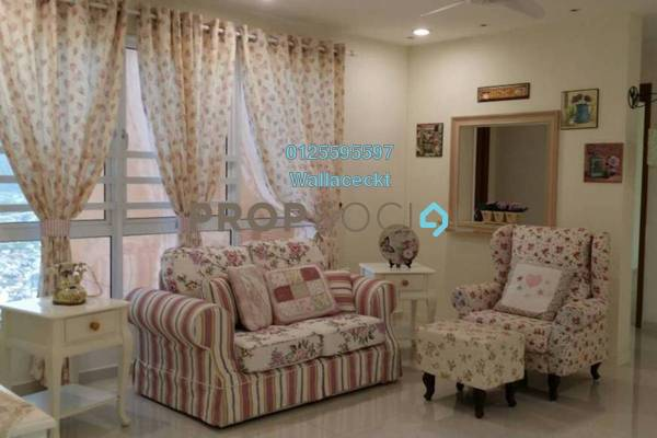For Sale Condominium at Central Park, Green Lane Freehold Fully Furnished 5R/5B 1.4m