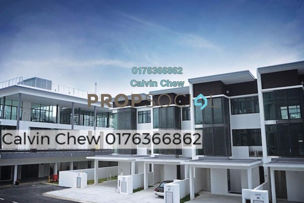 For Sale Terrace at Cristal Residence, Cyberjaya Freehold Unfurnished 4R/5B 985k