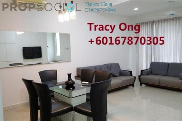 For Rent Terrace at Leisure Bay, Tanjung Tokong Freehold Fully Furnished 3R/3B 2.6k
