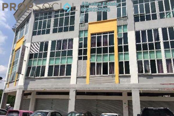 For Sale Shop at Signature Park, Kota Damansara Leasehold Unfurnished 0R/4B 2.7m
