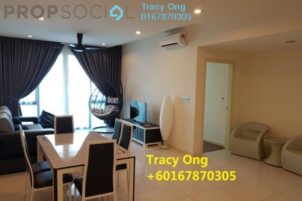 For Rent Condominium at Impiana Residences, Iskandar Puteri (Nusajaya) Freehold Fully Furnished 3R/3B 2.5k