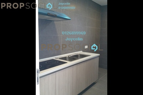 For Rent Condominium at The Capers, Sentul Freehold Semi Furnished 4R/3B 3k