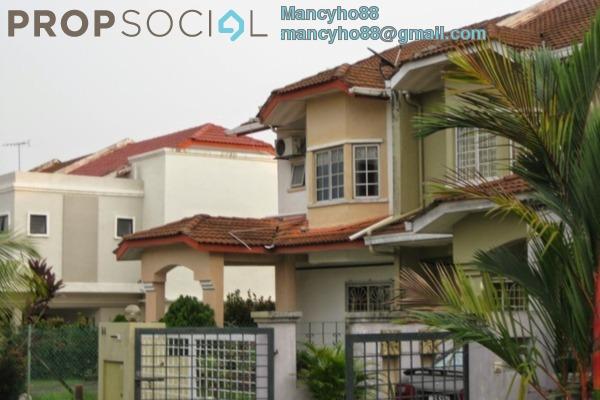 For Sale Terrace at Villa Damansara, Kota Damansara Freehold Semi Furnished 4R/3B 995k
