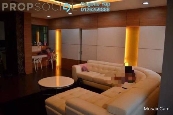 For Sale Condominium at Damansara Sutera, Kepong Freehold Semi Furnished 4R/2B 850k
