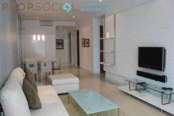 For Rent Condominium at i-Zen Kiara I, Mont Kiara Freehold Fully Furnished 2R/2B 3.5k