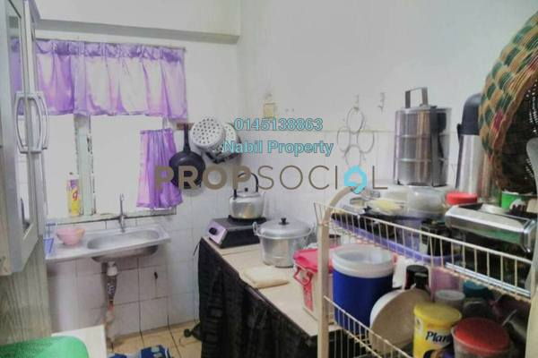 For Sale Apartment at Pusat Perindustrian Sungai Chua, Kajang Freehold Fully Furnished 3R/2B 180k