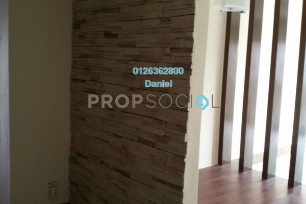 For Rent Condominium at Casa Magna, Kepong Freehold Semi Furnished 3R/2B 1.6k