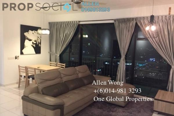 For Rent Condominium at Taman Bukit Indah, Bukit Indah Freehold Fully Furnished 2R/2B 2.4k