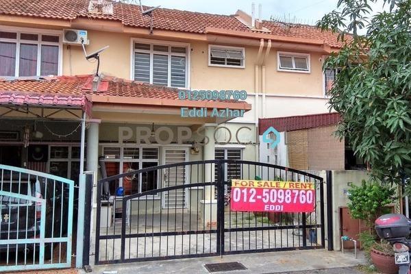 For Sale Terrace at Taman Impian Putra, Bandar Seri Putra Freehold Fully Furnished 4R/3B 540k
