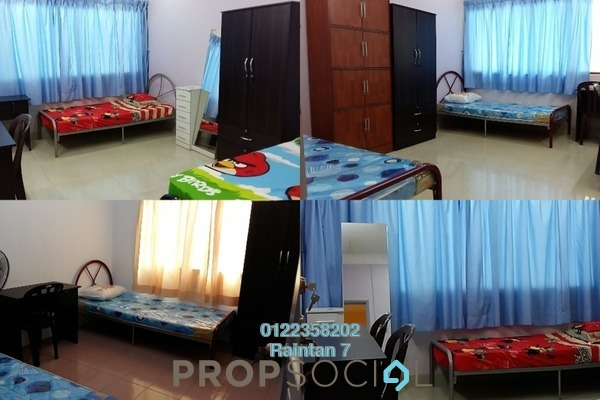 For Rent Terrace at Taman Connaught, Cheras Freehold Fully Furnished 1R/1B 750translationmissing:en.pricing.unit
