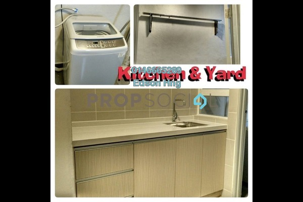 For Rent Condominium at M3 Residency, Gombak Freehold Fully Furnished 3R/2B 2.1k