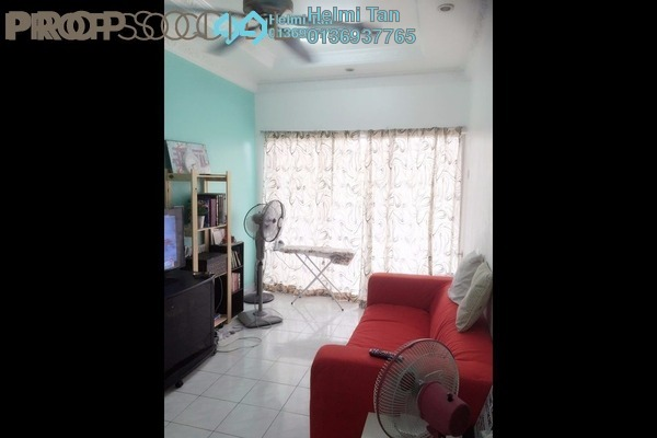 For Sale Townhouse at Puncak Perdana, Shah Alam Leasehold Semi Furnished 3R/2B 315k