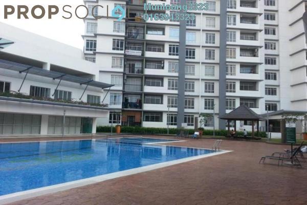 For Rent Condominium at Suasana Lumayan, Bandar Sri Permaisuri Leasehold Semi Furnished 4R/2B 1.5k