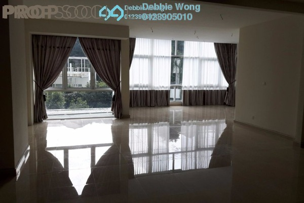 For Sale Duplex at Sunway Vivaldi, Mont Kiara Freehold Semi Furnished 5R/6B 2.9m