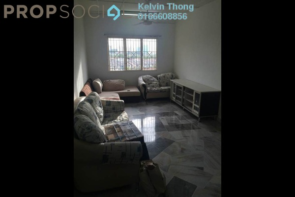 For Rent Apartment at Sri Penaga Apartment, Pusat Bandar Puchong Freehold Fully Furnished 3R/2B 1.1k