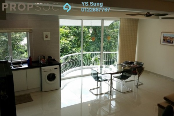 For Sale Townhouse at Bangsar Peak, Bangsar Freehold Semi Furnished 3R/2B 1.55m
