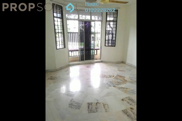 For Sale Apartment at Nova II, Segambut Freehold Semi Furnished 3R/1B 325k