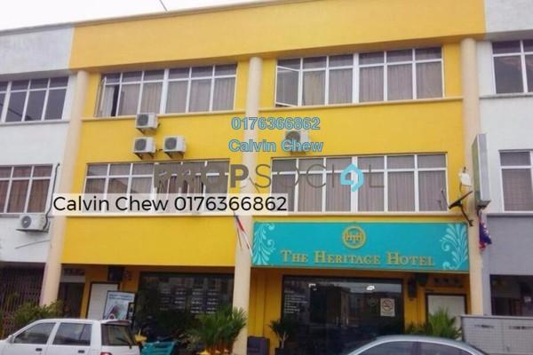 For Sale Shop at Taman Melaka Raya, Melaka Leasehold Fully Furnished 16R/17B 630k
