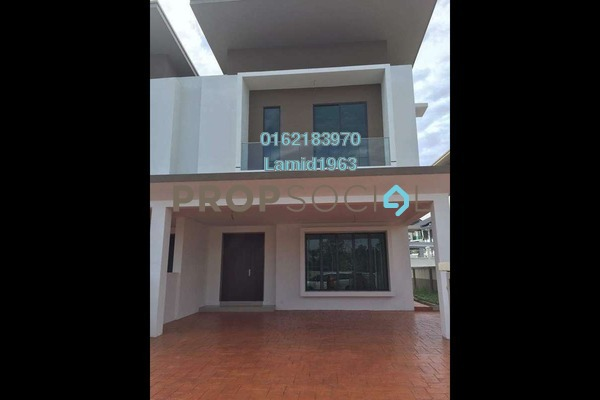 For Sale Semi-Detached at Kampung Sungai Kantan, Kajang Freehold Semi Furnished 5R/5B 1.2m