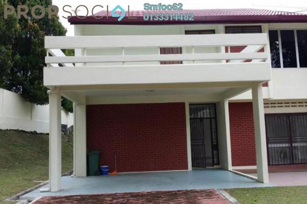 For Rent Bungalow at Medan Damansara, Damansara Heights Freehold Semi Furnished 4R/3B 5k