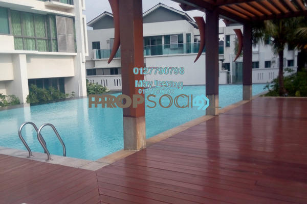 For Sale Condominium at Serai Saujana, Saujana Freehold Semi Furnished 3R/4B 2m
