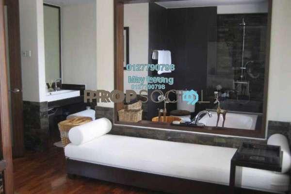 For Sale Terrace at Anggerik Eria, Kota Kemuning Freehold Semi Furnished 5R/4B 1.8m