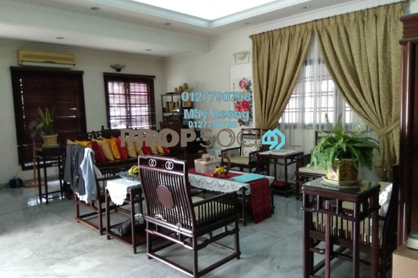 For Sale Semi-Detached at SS7, Kelana Jaya Freehold Semi Furnished 4R/5B 2.5m