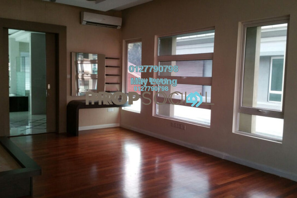 For Sale Semi-Detached at The Rafflesia, Damansara Perdana Freehold Semi Furnished 4R/4B 2.65m