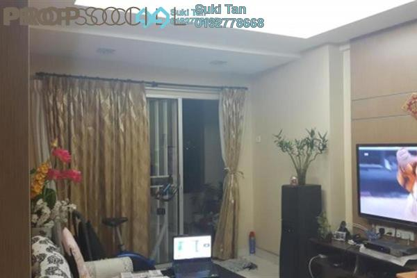 For Sale Apartment at Vista Mutiara, Kepong Freehold Semi Furnished 3R/2B 490k