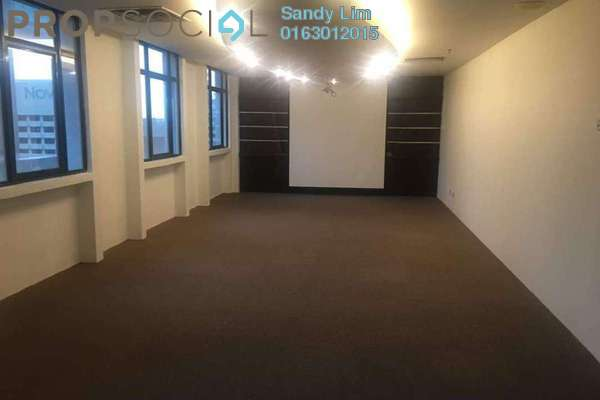 For Rent Office at Wisma UOA II, KLCC Freehold Semi Furnished 0R/0B 4.52k