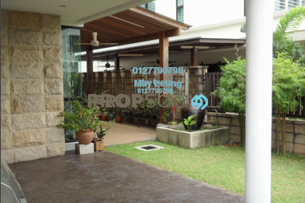 For Sale Bungalow at Pearl Villas, Petaling Jaya Freehold Semi Furnished 5R/6B 4.5m