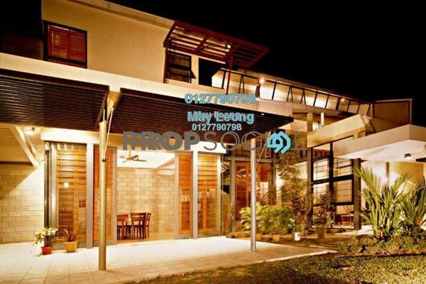 For Sale Bungalow at Lakeview Bungalows, Saujana Freehold Semi Furnished 5R/5B 6.9m
