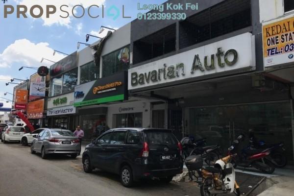 For Rent Shop at SS2, Petaling Jaya Freehold Unfurnished 0R/0B 7.5k