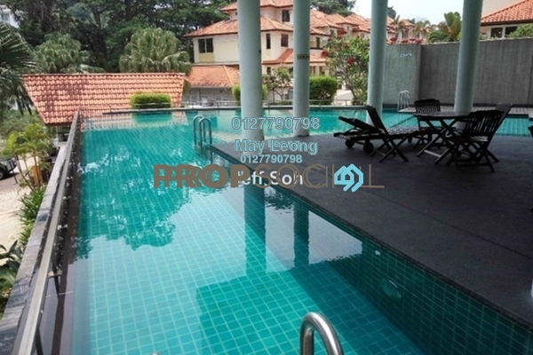 For Rent Bungalow at Impian Bukit Tunku, Kenny Hills Freehold Semi Furnished 6R/6B 15k