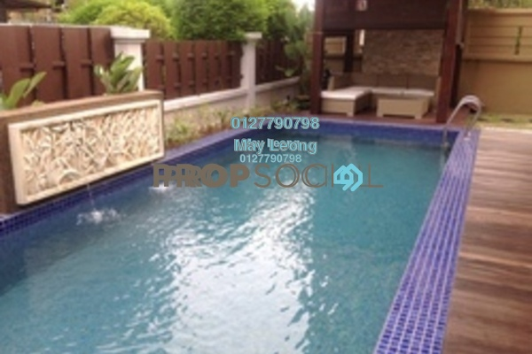For Sale Bungalow at Damansara Idaman, Tropicana Freehold Semi Furnished 5R/6B 6m