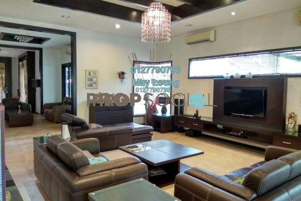 For Sale Bungalow at Damansara Idaman, Tropicana Freehold Semi Furnished 5R/6B 5.9m
