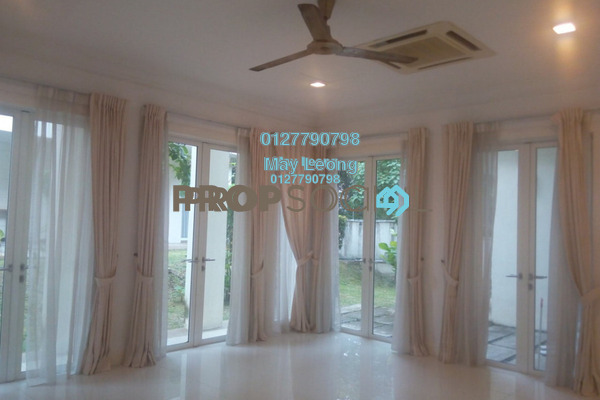 For Rent Bungalow at Seri Beringin, Damansara Heights Freehold Semi Furnished 4R/5B 16k