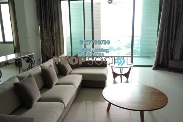For Sale Condominium at Serai Saujana, Saujana Freehold Semi Furnished 3R/4B 1.75m