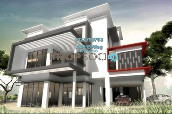 For Sale Bungalow at SS22, Damansara Jaya Freehold Fully Furnished 7R/7B 5.2m