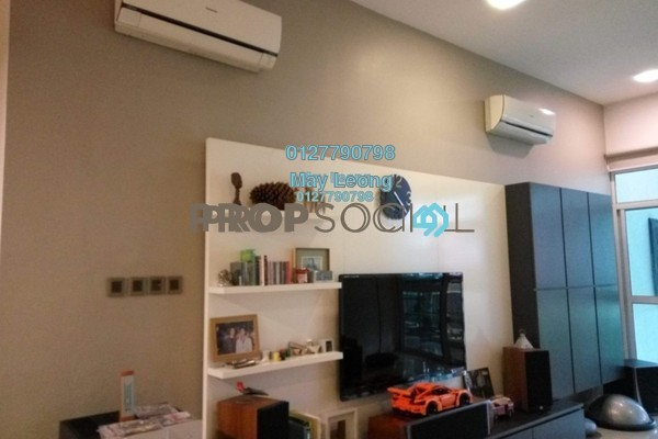 For Sale Condominium at Amaya Saujana, Saujana Freehold Semi Furnished 3R/3B 1.05m