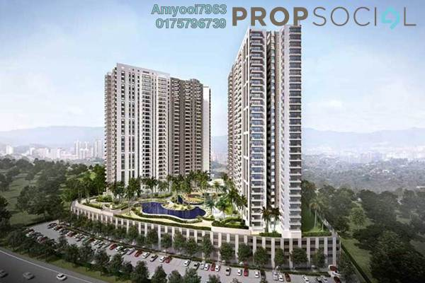For Sale Condominium at The Tamarind, Seri Tanjung Pinang Freehold Unfurnished 3R/2B 1.13m