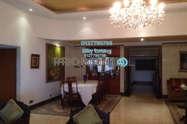 For Sale Bungalow at Bukit Pantai, Bangsar Freehold Semi Furnished 8R/9B 18.5m