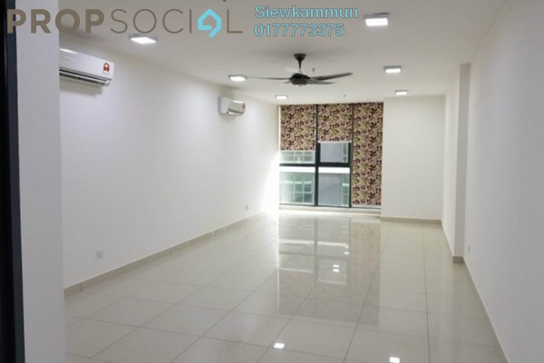 For Rent SoHo/Studio at Atria 3, Skudai Freehold Semi Furnished 1R/1B 1.5k