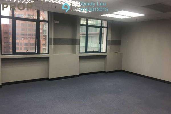 For Rent Office at Wisma UOA II, KLCC Freehold Semi Furnished 0R/0B 7.54k