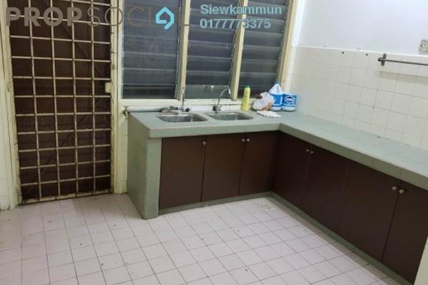 For Rent Terrace at Jalan Sungai Tiram, Ulu Tiram Freehold Unfurnished 3R/2B 1.4k