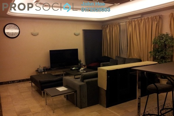 For Rent Serviced Residence at Crown Regency, KLCC Freehold Fully Furnished 3R/3B 5.5k