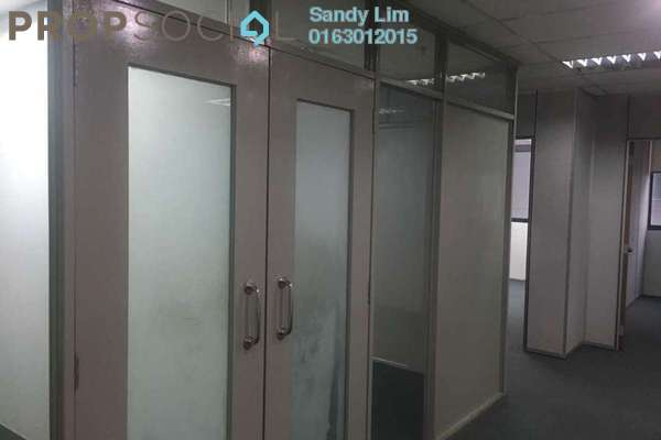 For Rent Office at Wisma UOA II, KLCC Freehold Semi Furnished 0R/0B 4.09k