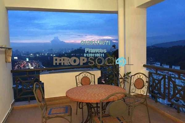 For Rent Condominium at Bayu Angkasa, Bangsar Freehold Fully Furnished 3R/2B 5k